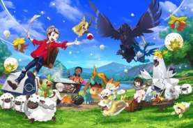 Gim Pokemon Sword dan Shield Terjual 6 Juta Kopi