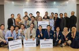 Modena Sukses Gelar Product Innovation Competition 2019