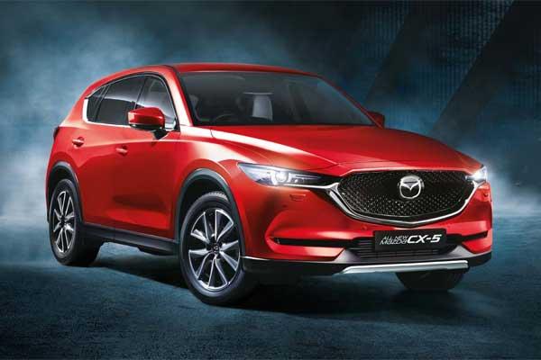 Mazda CX/5.  - mazda