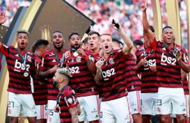 2 Gol Dramatis, Flamengo Rebut Copa Libertadores dari River Plate