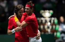 Menang Seujung Kuku, Kanada Hadapi Spanyol di Final Davis Cup