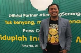 Pandji Pragiwaksono Komika Pertama Gelar Stand Up…
