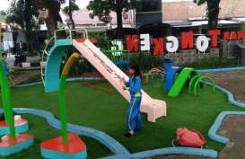 Inilah Taman dengan Fasilitas Keamanan Terkomplet di Bandung