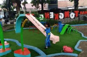Inilah Taman dengan Fasilitas Keamanan Terkomplet…