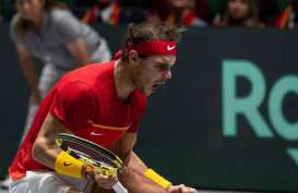 Rafael Nadal & Bautista Agut Antar Spanyol Juara Davis Cup 6 Kali