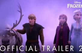 Frozen 2 Rajai Box Office, Raup Omzet Rp1,8 Triliun