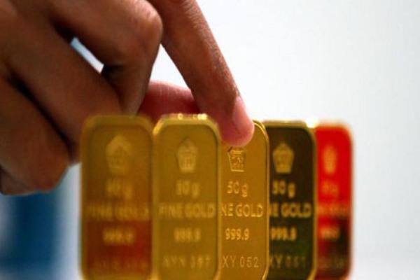 Ilustrasi emas Antam. - Bisnis.com