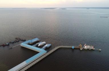 Dumai Makin Berkembang, Penyeberangan ke Melaka Disiapkan, Ini Foto-fotonya