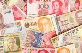 Kurs Tengah Rupiah Menguat 9 Poin, Mata Uang di Asia Fluktuatif
