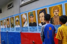 Mural Pademangan Timur Jadi Viral, Anies : Sarana…