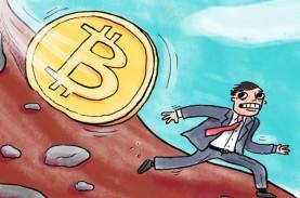 Harga Bitcoin Anjlok ke Level Terendah Enam Bulan