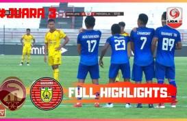 Persiraja Tekuk Sriwijaya FC 1-0, Promosi ke Liga 1. Ini Videonya