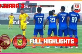 Persiraja Tekuk Sriwijaya FC 1-0, Promosi ke Liga…