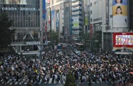 IMF Kembali Pangkas Proyeksi Ekonomi Jepang