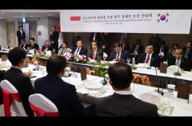 Di Depan CEO Korsel, Jokowi Pamerkan Pemangkasan Regulasi…