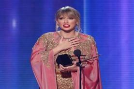 Taylor Swift Cetak Rekor American Music Awards