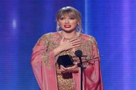 American Music Award 2019, Taylor Swift Lewati Rekor…