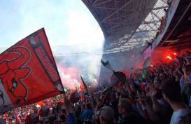 Pendukungnya Berulah di Liga Europa, Feyenoord Kena Rentetan Sanksi
