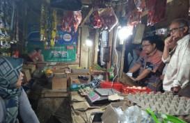 Cek Pasar Kiaracondong, Sekjen Kemendag Pastikan Stok Bahan Pokok Aman