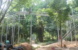 Flying Track Hutan Kota Tangerang Diperpanjang 50 Meter