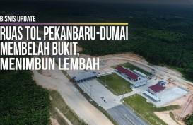 Jelajah Infrastruktur Sumatra 2019: Peluang Baru Jalur Pekanbaru-Dumai