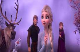 Ini Pencapaian Film Frozen 2 di Pekan Pertama Penayangannya