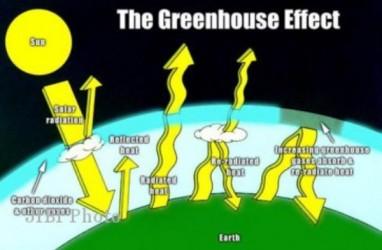 UNEP : Emisi Gas Rumah Kaca Melonjak, Bisa Merusak