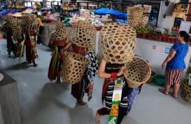 Denpasar Komitmen Kurangi Plastik di Pasar Tradisional