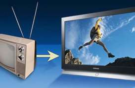 Digitalisasi Siaran TV Diakselerasi