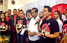 Presiden Tunjuk Staf dari Milenial, Diaz Hendropriyono : Jangan Dikelilingi Orang Tua Terus