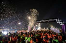 Meikarta Night Run 2019 Diikuti 2.500 Pelari dari Berbagai Kalangan
