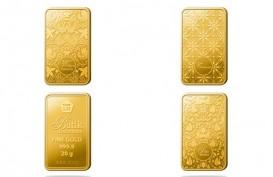Harga Emas 24 Karat Antam Hari Ini Naik Rp2.000 per Gram, Buyback Naik Rp3.000