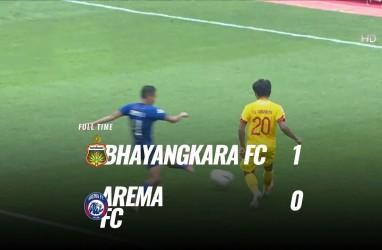 Bhayangkara FC Tekuk Arema FC 1-0, Dendam Terbayar Lunas. Ini Videonya