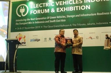 Kendaraan Listrik Bakal Jadi Modal Indonesia Kuasai Otomotif Asean