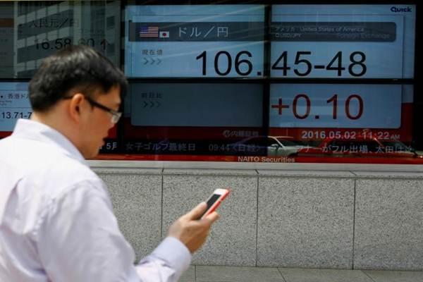 Bursa Asia MSCI - Reuters