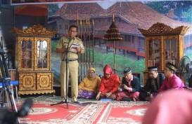 Palembang Lestarikan Tradisi Ngidang
