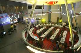 Investor Asing Aksi Jual Bersih Rp396,96 Miliar
