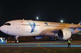 Pacu Revitalisasi, Garuda Datangkan 14 Unit A330-900neo