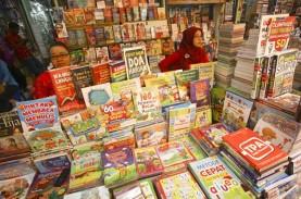 Serapan Buku Sekolah Rendah, Industri Grafika Melambat