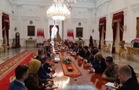 Terima EU-Asean Business Council, Presiden Jokowi Protes Soal Diskriminasi Kelapa Sawit