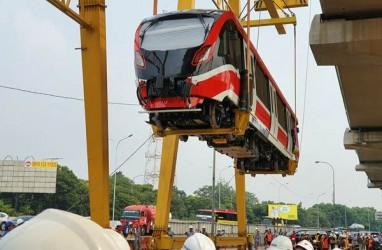 Menristek Dorong Konten Lokal LRT Jabodebek 100 Persen, Mimpikah?