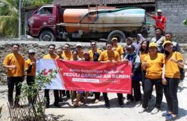 Swiss-Belboutique Yogyakarta Berikan Bantuan Air Bersih di Gunung Kidul
