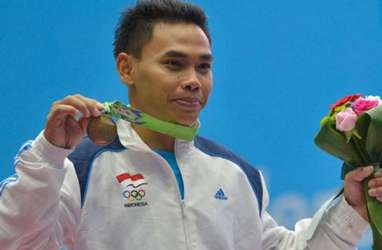 Lifter Muda Indonesia Berpotensi Berjaya di Sea Games Filipina