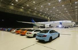 Gandeng Garuda, BMW Perkuat Program Business Alliance