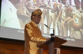 LAPORAN DARI LONDON : Jelang Voting IMO, Delegasi RI Gelar Malam Resepsi Bernuansa Bali
