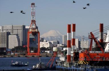 Produksi Industri Jepang Turun Lebih dari Perkiraan pada Oktober