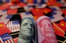 Pasar Keuangan AS Ungguli China dalam Perang Dagang, Ini Gambarannya