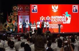 Buka Rapimnas Kadin, Wapres Ma'ruf Amin Serukan Ekonomi Kolaboratif