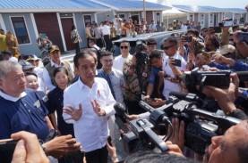 Jokowi Sebut Patimban Pelabuhan Terbesar di RI pada…