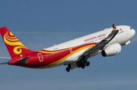 Gara-gara Demo, Hong Kong Airlines Tunda Pembayaran…